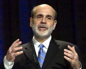 Bernanke, reales in fruntea FED