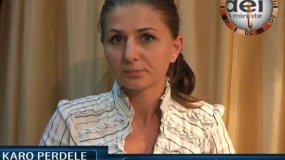 Bianca Antoce, director general Karo Perdele