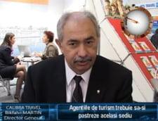 Bikfalvi Martin, director general Calibra Travel