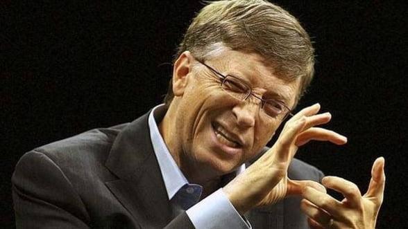 "Bill Gates - De la ""oportunist agresiv"", la ""forta a binelui"""