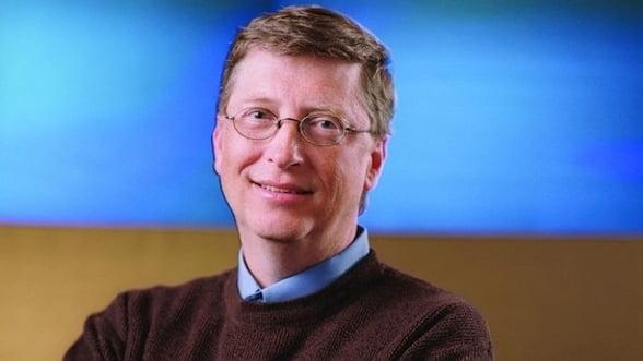 Bill Gates, miliardarul filantrop. Vezi cum vrea sa salveze lumea