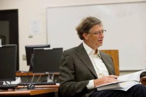 Bill Gates da 50 de milioane de dolari pentru lupta cu Alzheimerul