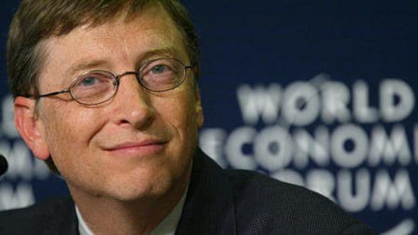 Bill Gates doneaza 750 milioane de dolari pentru combaterea SIDA, tuberculozei si malariei