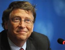 Bill Gates poate deveni cel mai bogat om din lume. Carlos Slim Helu pierde teren