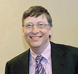Bill Gates si-a donat inca 5% din avere si tot este cel mai bogat om din lume