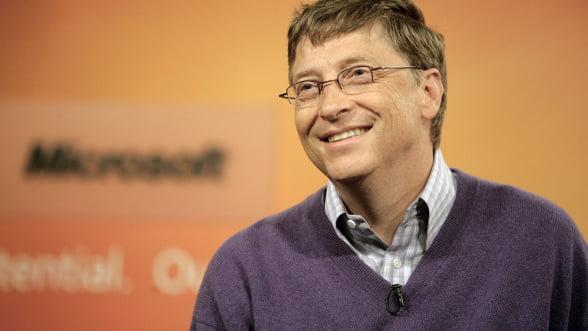 Bill Gates vrea taxe speciale pentru bogati
