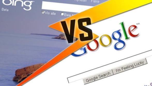 Bing scoate arma sociala in razboiul cu Google