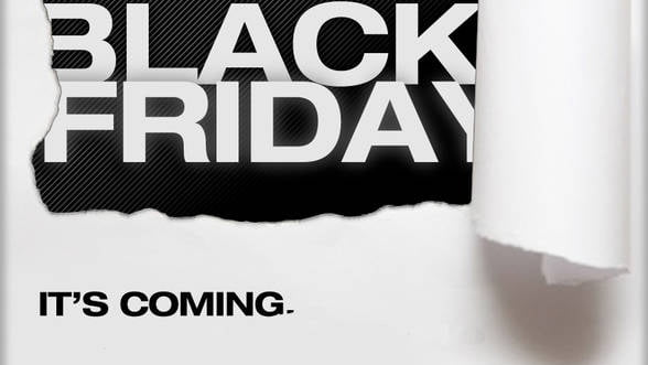 Black Friday: Cumparaturi online de un mld. de dolari in SUA