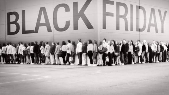 Black Friday 2012: Peste 4 milioane de romani se pregatesc de cumparaturi