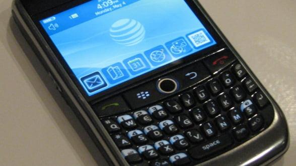 BlackBerry - inceputul sfarsitului?