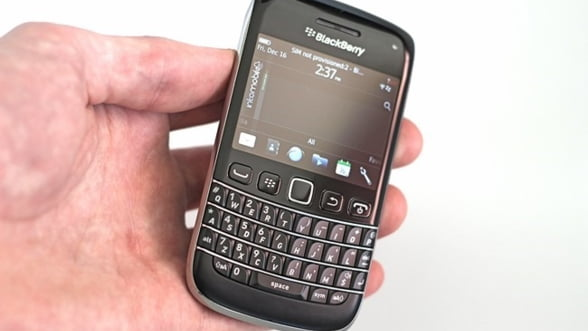 BlackBerry: De la succes la prabusire