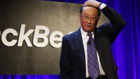 BlackBerry a finalizat restructurarea si este gata de lupta pe piata de smartphone