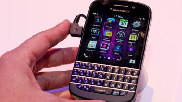 BlackBerry lanseaza un nou device cu tastatura fizica pentru developeri