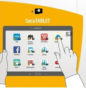 BlackBerry prezinta tableta anti-spioni: Nivel extrem de ridicat de securitate