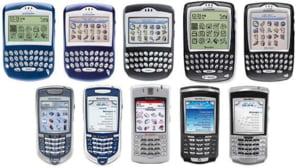 Blackberry castiga noi categorii de clienti