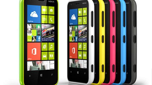 Blackberry devine principalul concurent Nokia
