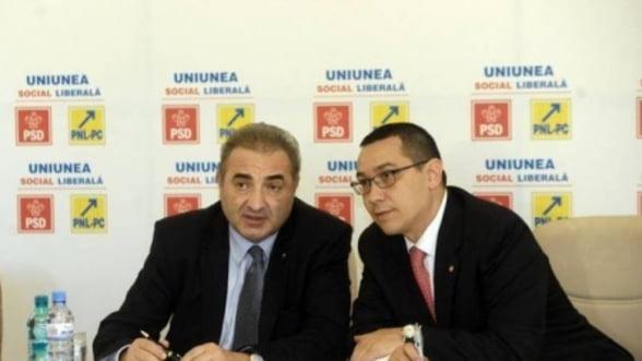 Blanculescu: Mai importanta intalnirea cu Consiliul Consultativ, decat solicitarea USL