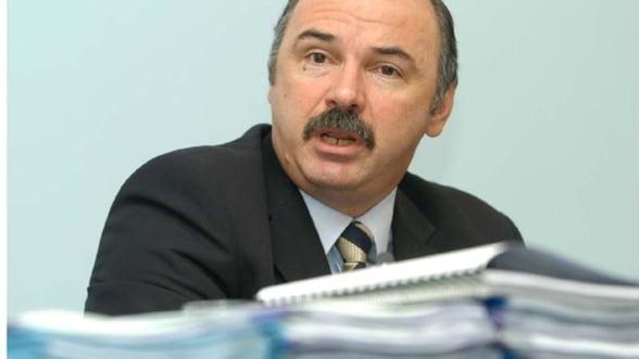 Blanculescu: Tinta data lui Blejnar a fost un test