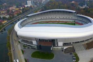 Blestemul stadioanelor noi din Romania: Cluj Arena, aproape de faliment!