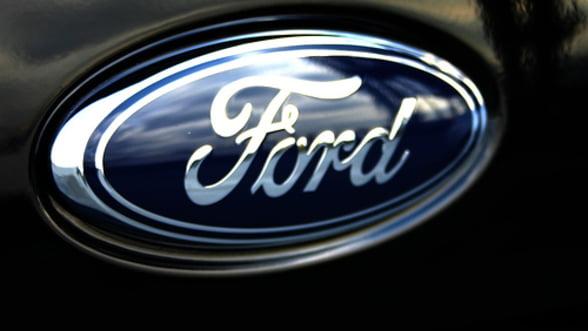 Bloomberg: Ford ar putea inchide cel putin o fabrica in Europa