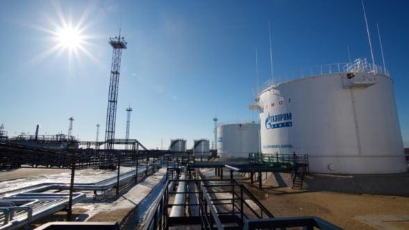 Bloomberg: Gazprom, un esec emblematic pentru economia lui Putin