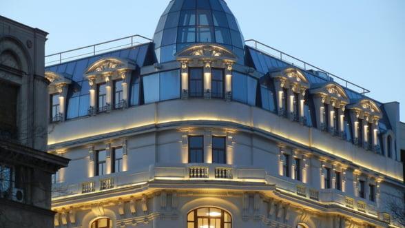 Bloomberg: Palatele renovate din Bucuresti, vedete ale tranzactiilor hoteliere din Europa de Est