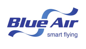 Blue Air: pierderi de 2,48 mil euro din cauza norului de cenusa vulcanica