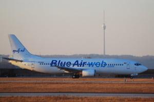 Blue Air a introdus trei zboruri saptamanale pe ruta Timisoara-Constanta si retur