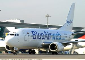 Blue Air a semnat cu alt operator un acord prin care clientii firmei pot calatori in afara Europei