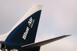 Blue Air va lansa un zbor intern pe ruta Bucuresti - Cluj-Napoca