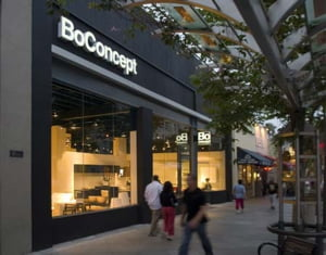 BoConcept va deschide cinci magazine de mobila in tara pana in 2010, investitii de 2 milioane euro