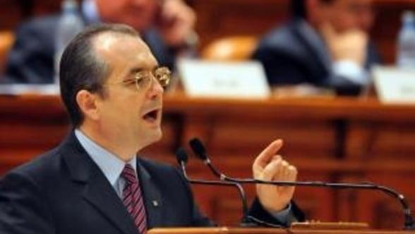Boc: Proiectul bugetului pe 2012, depus dupa discutiile cu FMI si CE