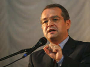 Boc: Vom avea sub 1,29 mil bugetari pana la sfarsitul lui 2010