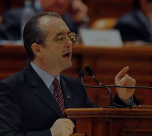 Boc, convins ca vom avea buget in vigoare incepand cu 1 ianuarie