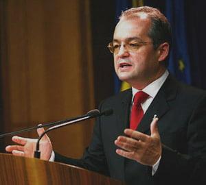 Boc, interimar la Ministerul Muncii