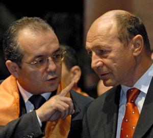Boc sustine ca el si Basescu au aceeasi viziune economica