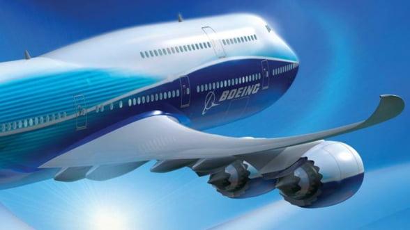 Boeing a furnizat anul trecut un numar record de avioane