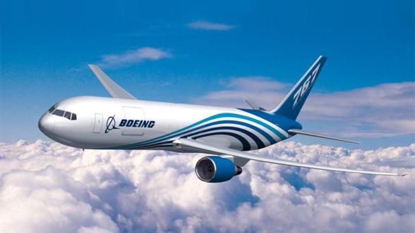 Boeing a livrat in 2013 un numar record de aeronave