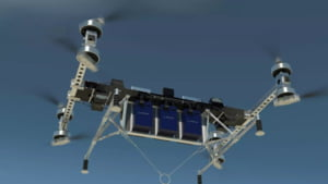 Boeing a reusit sa creeze drona care transporta oameni. Cum functioneaza si cum arata