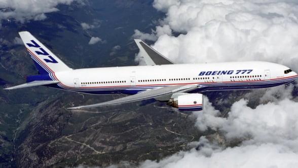 Boeing ameninta ca va retrage productia noului model de avion din SUA