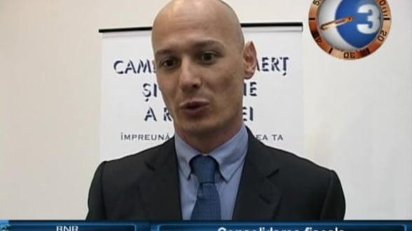 Bogdan Olteanu, viceguvernator BNR