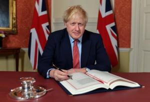 Boris Johnson vrea sa foloseasca amenintarea suprataxelor vamale in negocieri comerciale cu UE, SUA si alte state