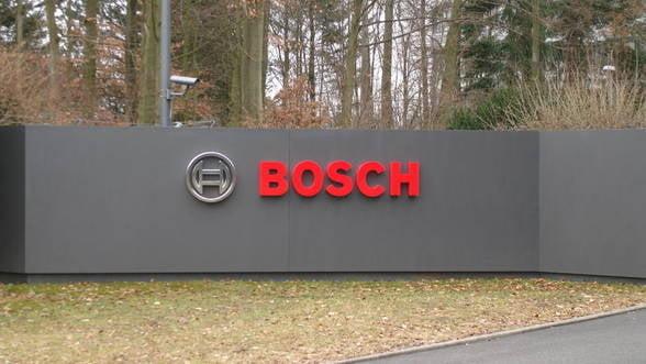 Bosch isi muta inteligenta in Romania si deschide un centru de cercetare pentru subansamble auto
