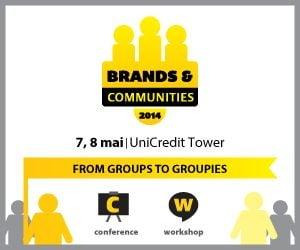 Brands & Communities te invata in acest an cum sa creezi ambasadori de brand