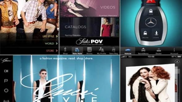 "Brandurile de lux ""se conecteaza"" la tehnologia mobila"