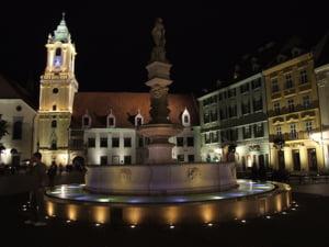 Bratislava: Renascuta din Cenusa Comunismului