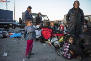 Brexit: Franta ameninta Marea Britanie ca imigrantii de la Calais vor traversa Canalul