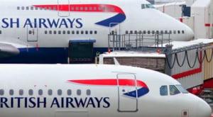 British Airways a afisat cea mai mare pierdere semestriala din istorie