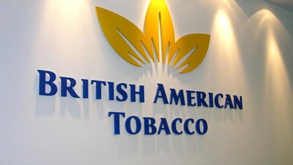 British American Tobacco a numit un nou director general