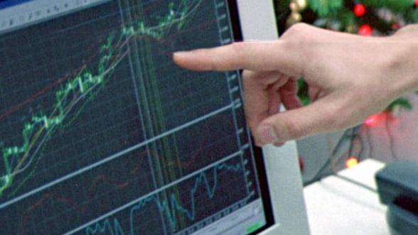 Brokerii: Anul viitor mizam pe actiunile companiilor din sectorul financiar
